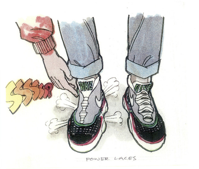 642x544 Waaay Back To The Future Nike's 23 Year Journey To Make Mcfly's Shoes