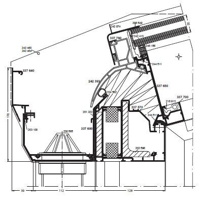 420x405 Schuco Aluminium Conservatory Roofs Schuco Cmc50 Aluminium