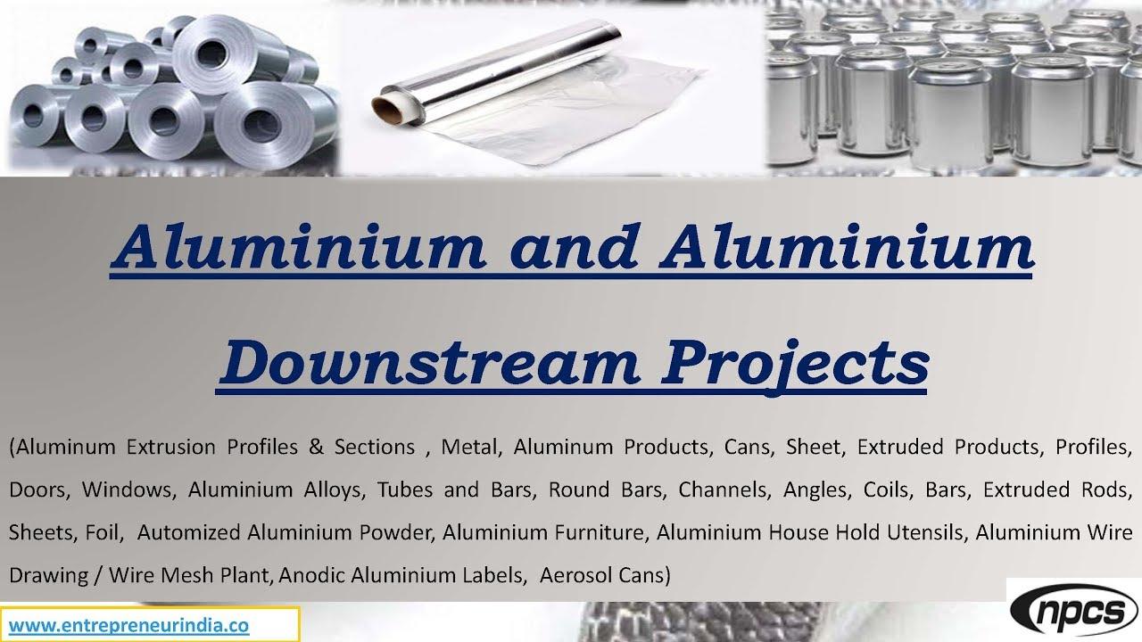 1280x720 Aluminium And Aluminium Downstream Projects