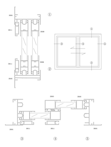 220x290 International Aluminum Profiles Drawing, International Aluminum