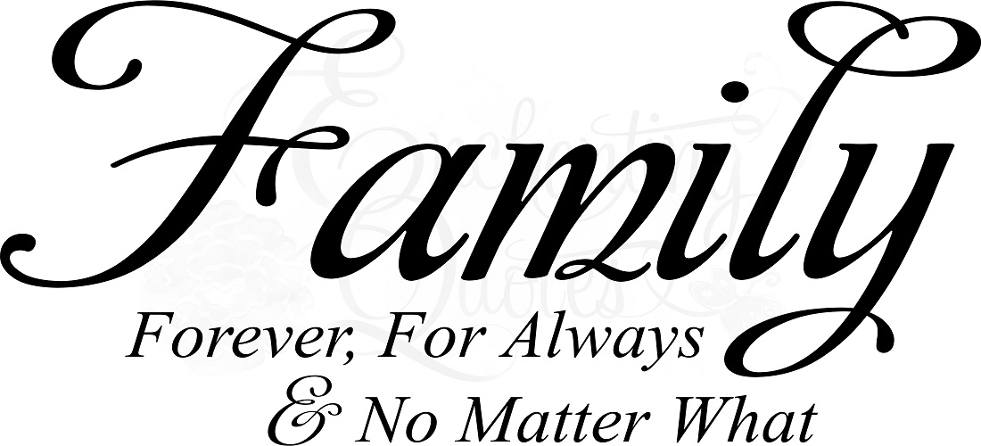 1100x500 Family Quotes Vinyl Wall Decals Amp Sayings