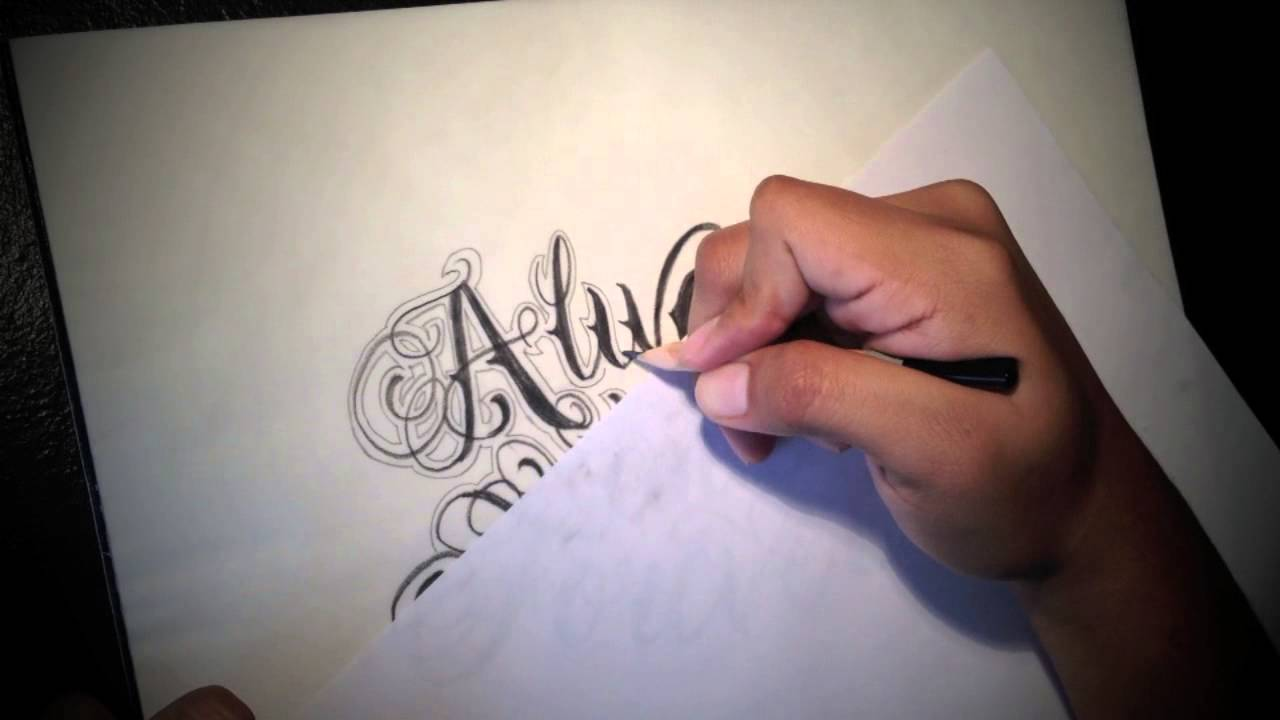 1280x720 Always And Forever Cursive Lettering