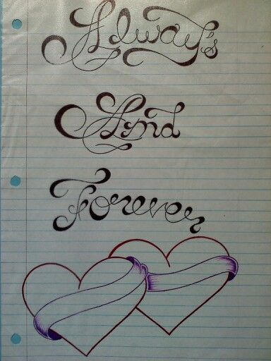 384x512 Always And Forever Lance Pate(My Husbands Drawings)