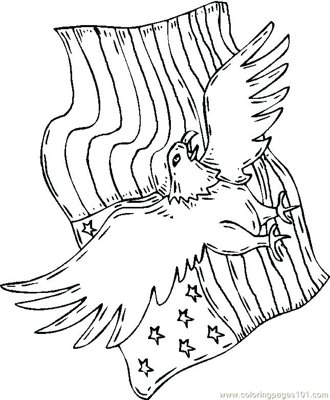 645x781 American Flag Coloring Page Flag Pencil Drawing American Flag