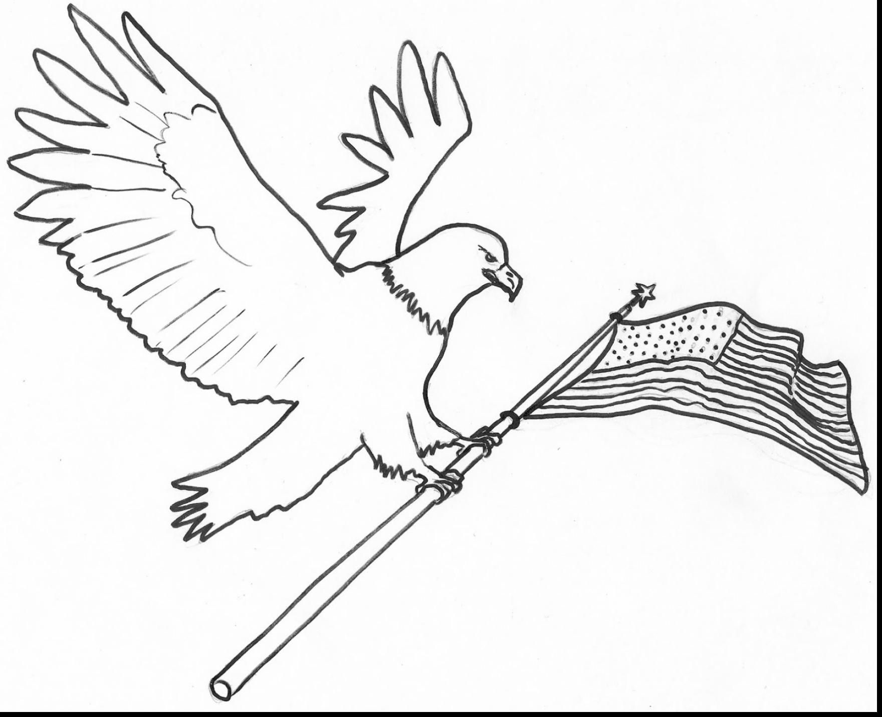 1760x1431 More Info Best Of American Flag Eagle Drawing Update