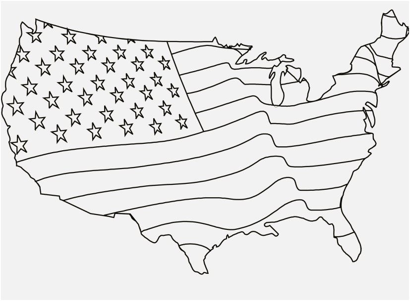 827x609 Patriotic Coloring Pages View Free American Flag Coloring Pages
