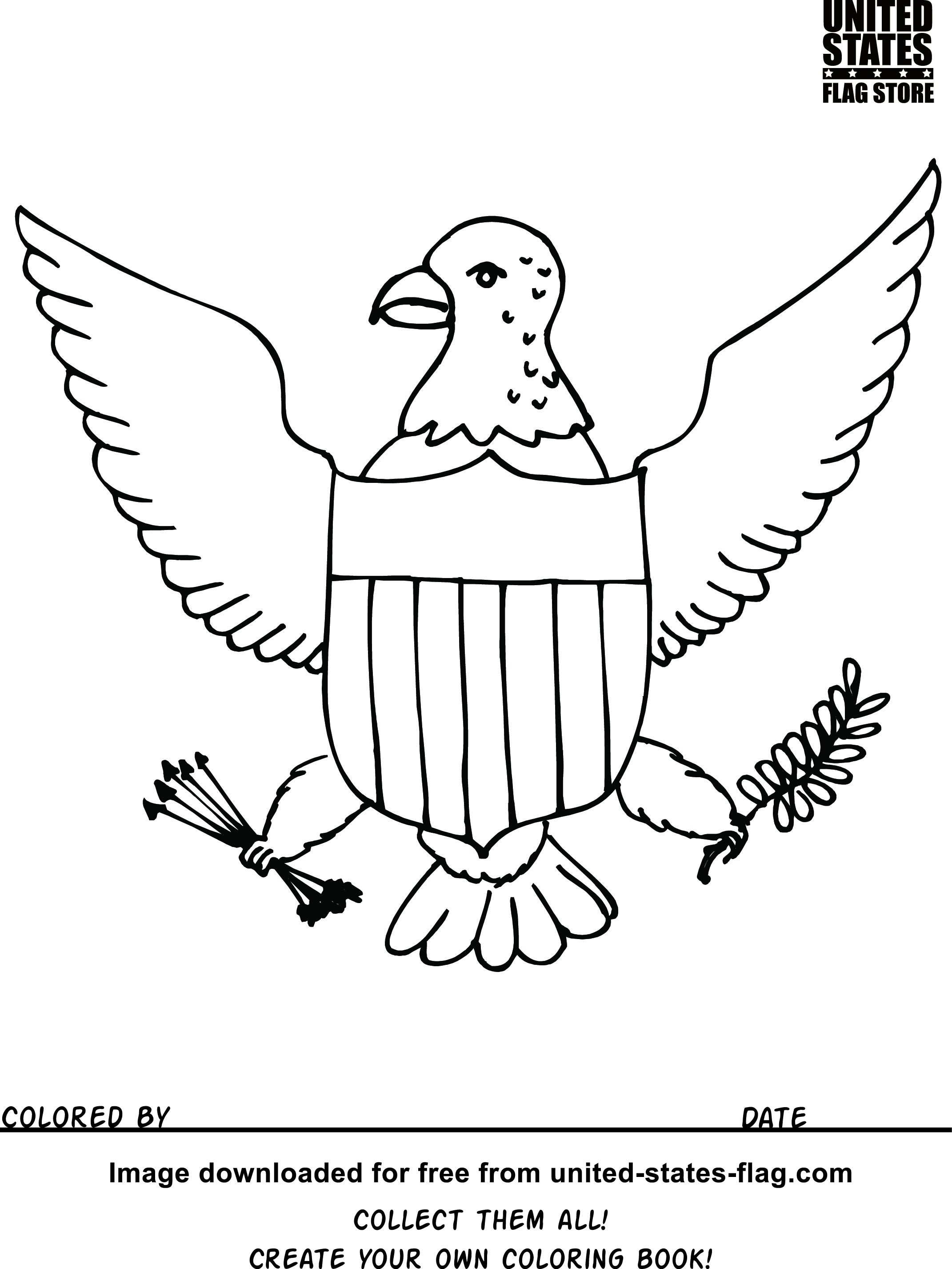 2142x2854 The Geography Coloring Book Valid Free American Flag Coloring