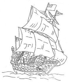 236x284 Old Sailing Ship Drawings Sail Sailing Ships