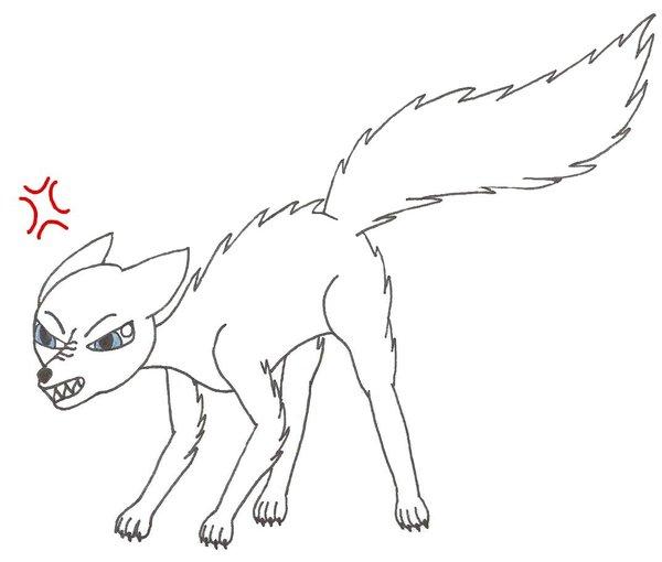 600x510 Angry Fox Icon By Neko Kitty Ninja
