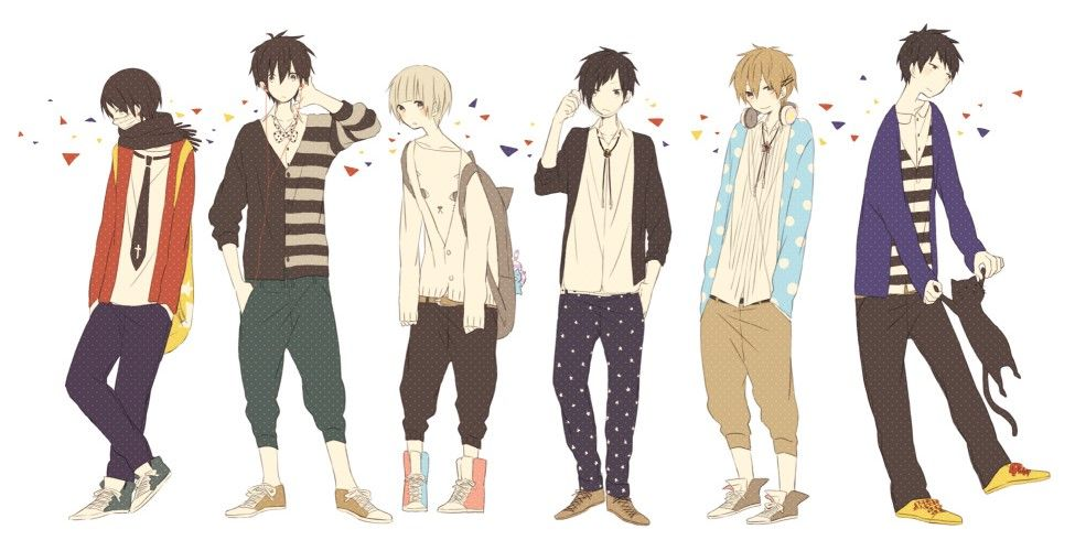 975x500 Anime Guy Outfits Ref Guy Outfits, Anime And Guy