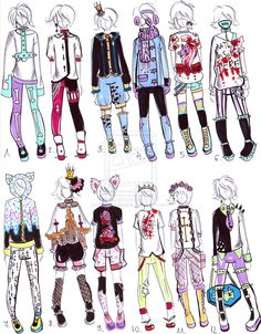 236x302 Gacha Anime About Anime Fashion
