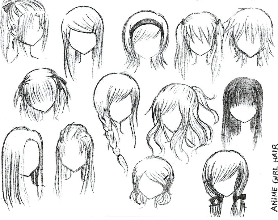 900x712 How To Draw Anime Also Anime Girl 3 By Draw Sing Love Art 13 Draw