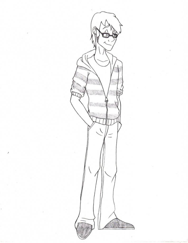 791x1024 How To Draw Zero Kiryu Anime Characters Drawing Full Body Anime