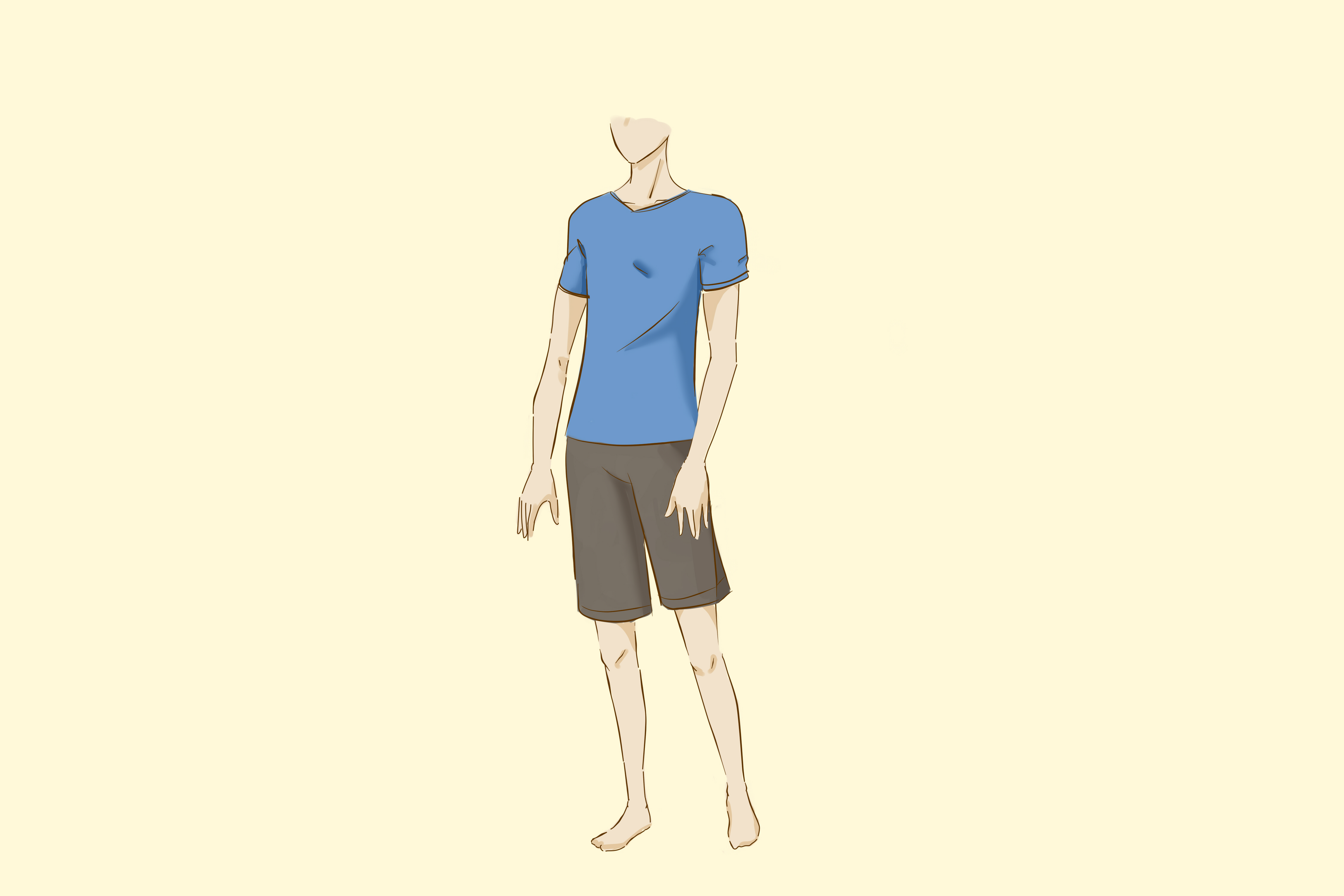 4500x3000 5 Ways To Draw An Anime Body