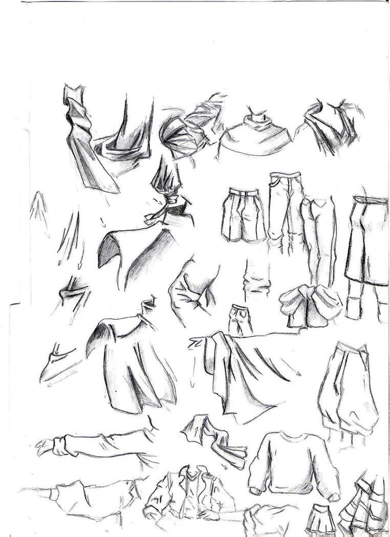 762x1048 Clothes Sketches By Kianenn