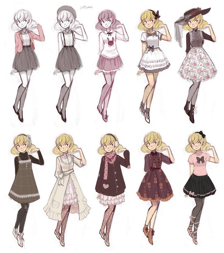 736x831 Best 20 Anime Girl Clothing Ideas On Anime Girls