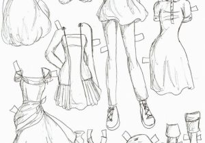 300x210 Anime Clothes Drawing How To Draw Anime Girl Clothes Step By Step