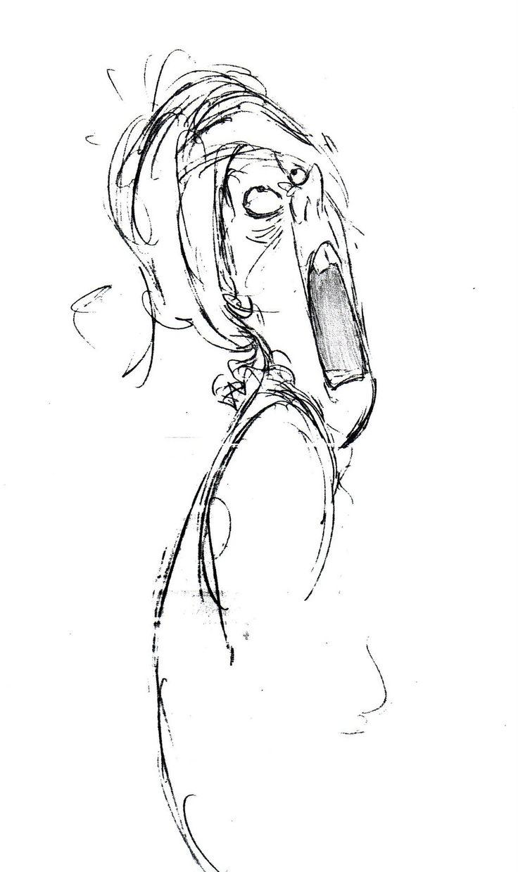 Answer Drawing
