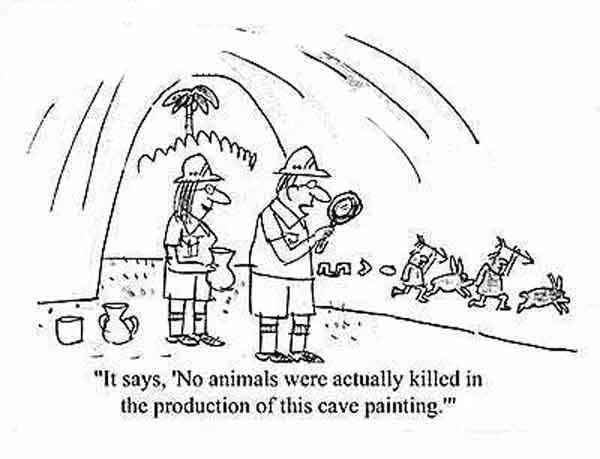 Anthropology Drawing