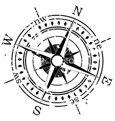 380x400 23 Best Mariner's Compass Images On Compass Rose