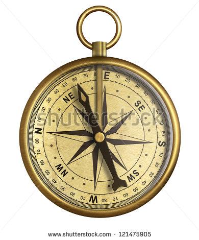 390x470 Drawn Compass Vintage