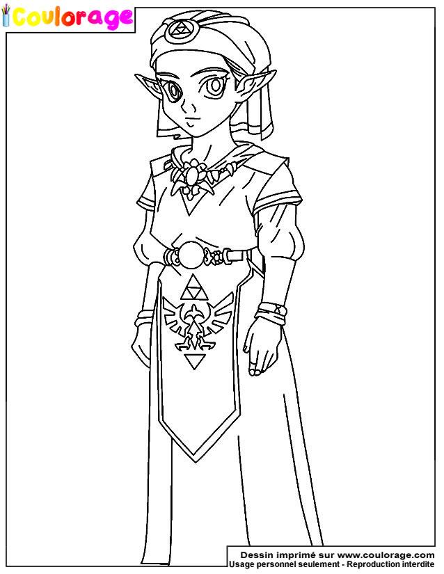 638x825 Ao Dai Drawing