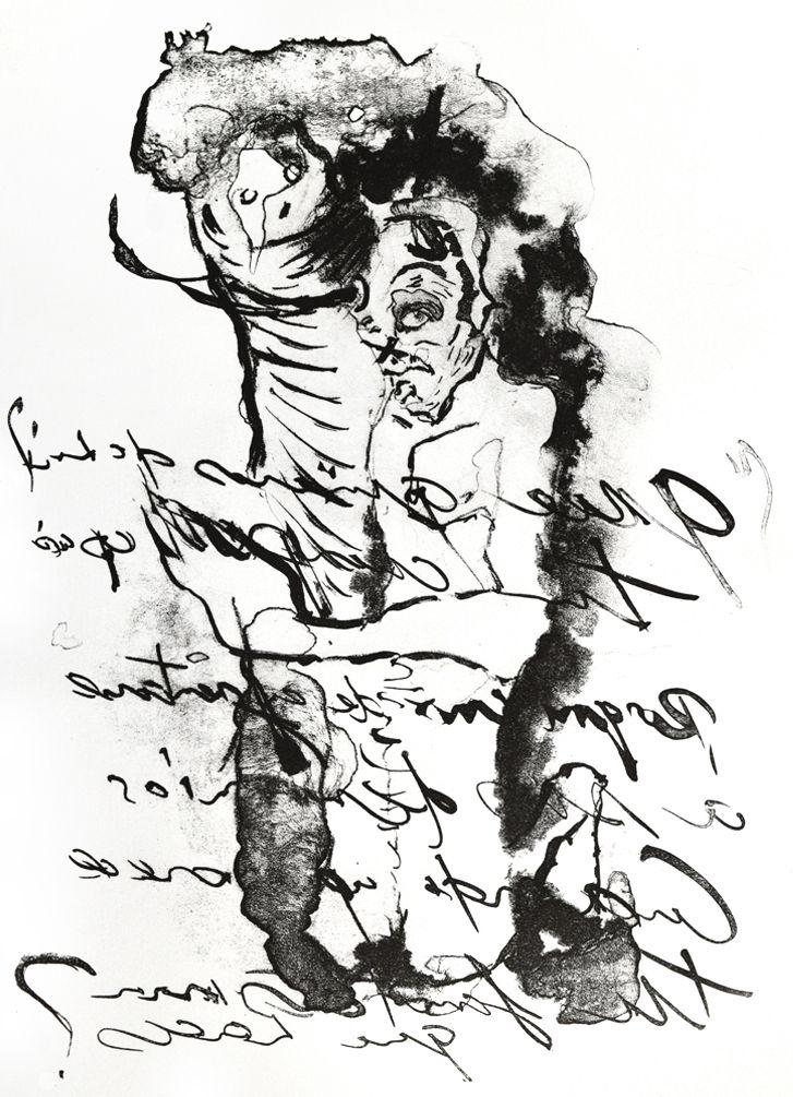 727x1005 Bilal Dadou Appearance Printmaking