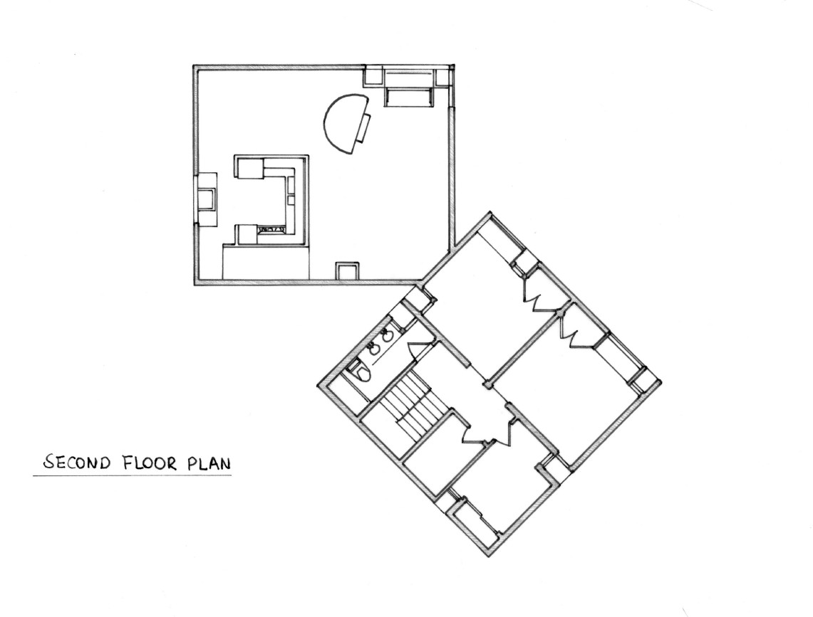 1141x867 Scale Plan Drawing 9964954