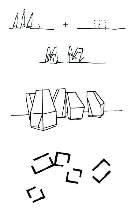 441x710 353 Best Drawings, Mostly Architectural Images