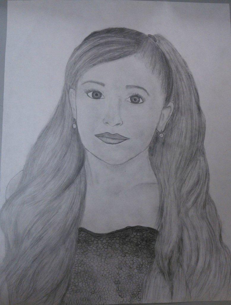 778x1027 Ariana Grande By Jazzdreamstudios