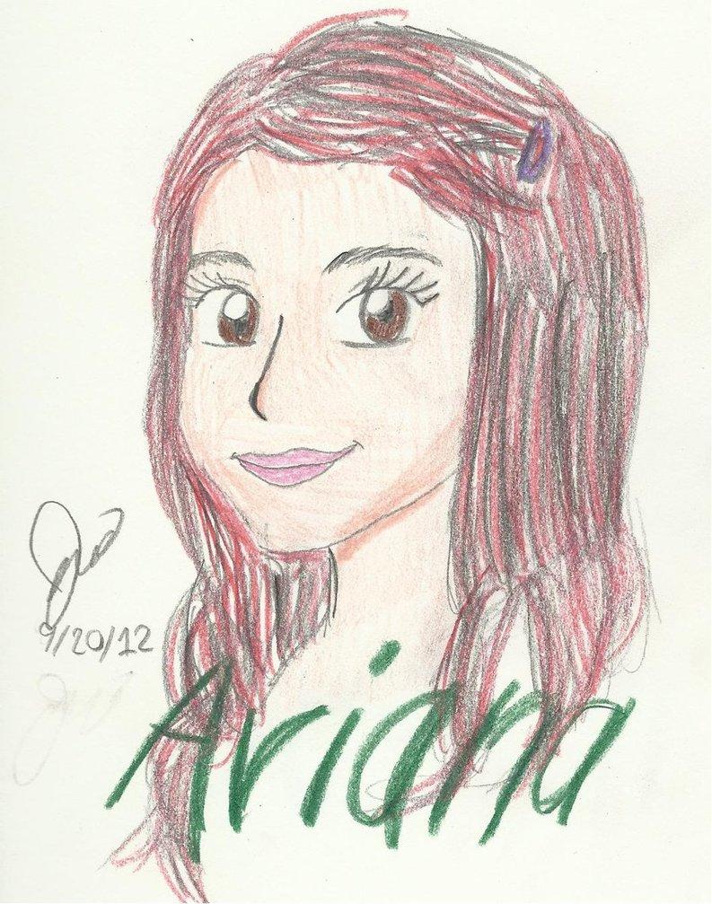 793x1007 Ariana Grande By Resotii