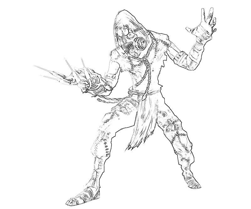 Arkham Asylum Joker Drawing at GetDrawings.com | Free for personal ...
