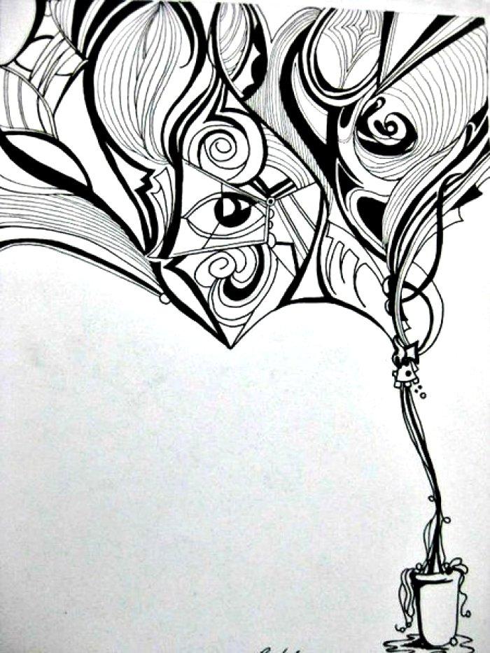 700x933 Original Drawing Ideas