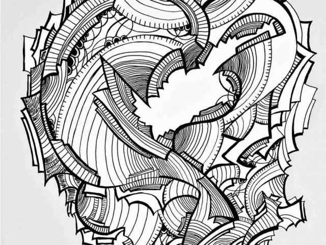 640x480 The Images Collection Of Heavy Abstract Drawing Ideas Tumblr Hands