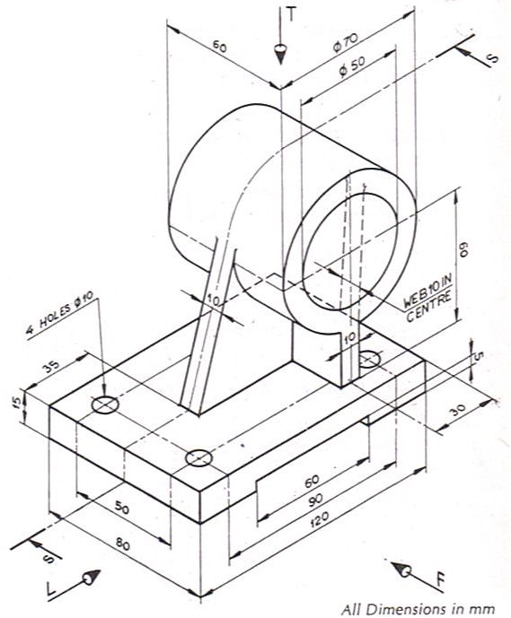 569x689 58 Best Autocaf Images On Technical Drawings