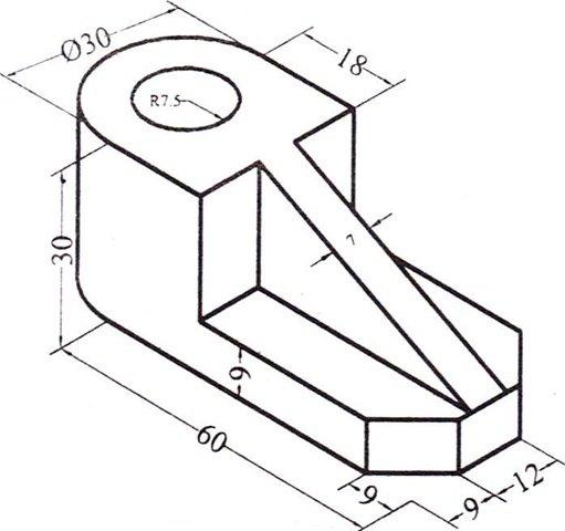 511x480 Engineering Isometric Drawing Vbengineering