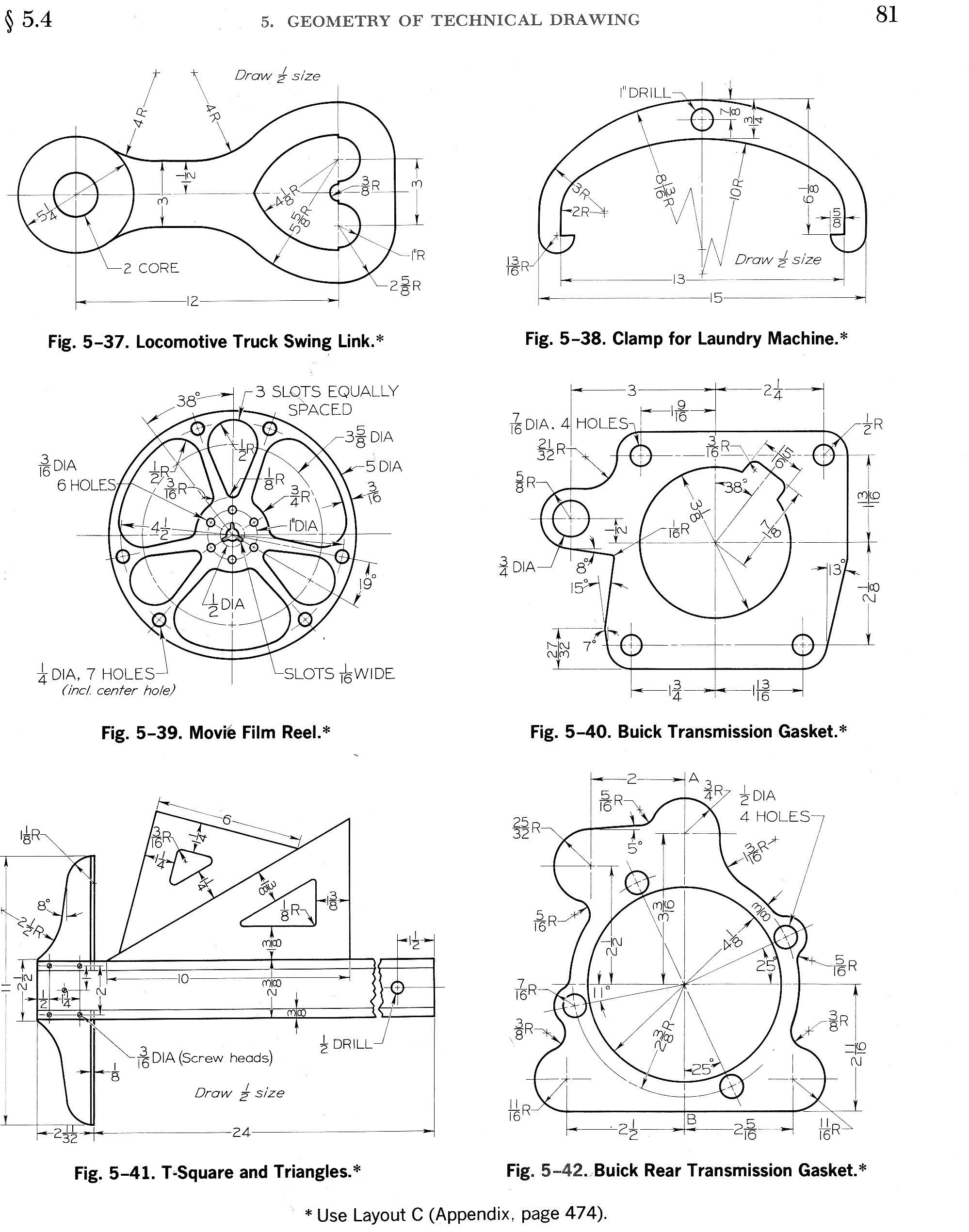 1998x2540 Photos Engineering Drawing Examples Pdf,