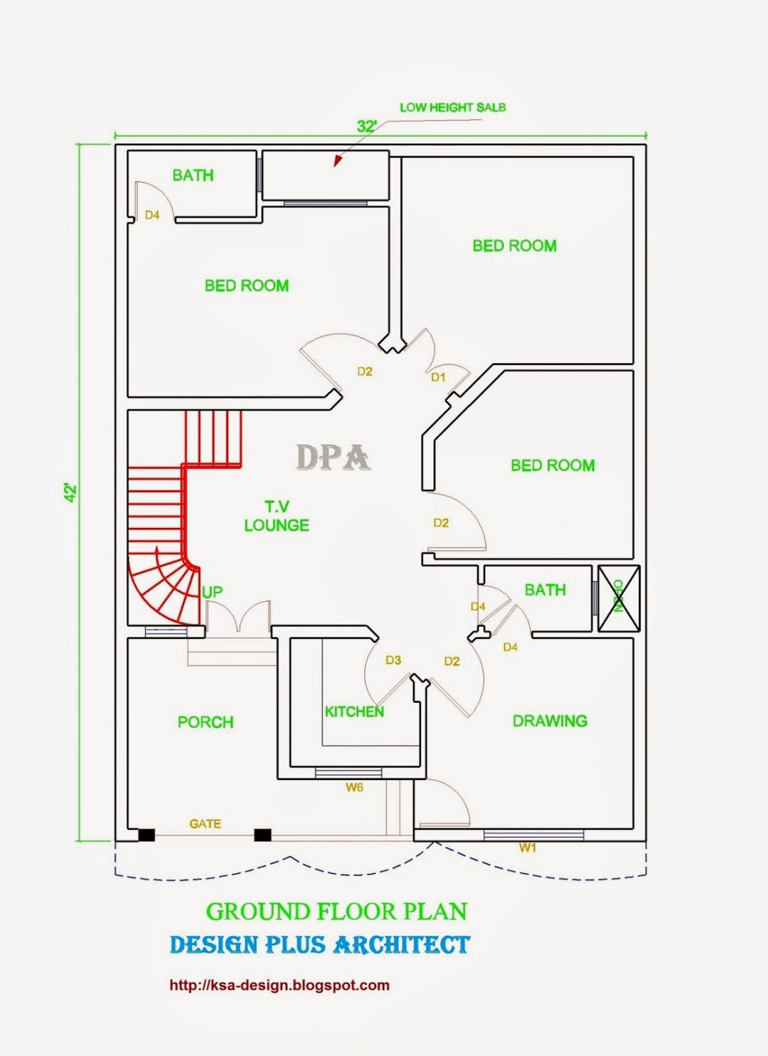 Autocad Basic Drawing Exercises Pdf At Free For Hvac In 1080x1484 Floor Plan House Plans Drawings First Cl Home