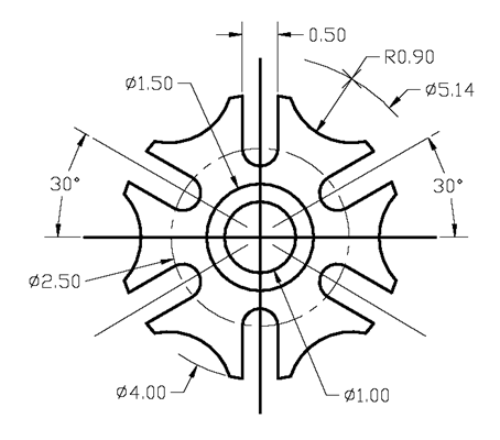 454x400 Collection Of Autocad Drawing Exercises High Quality, Free
