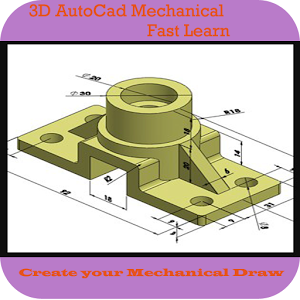 300x300 Autocad Mechanical Drawings 1.0 Apk Androidappsapk.co