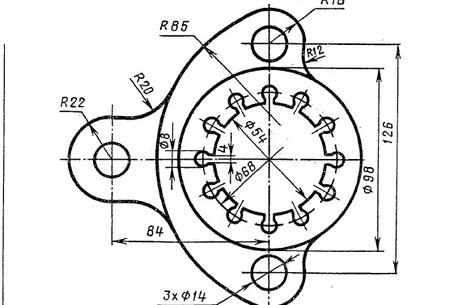 458x305 Collection Of Autocad 2d Drawing Samples High Quality, Free