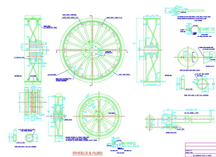 748x544 Mechanical Drawings Samples Mechanical Drawings