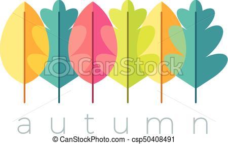 450x284 Color Autumn Leaves Logo Eps Vectors