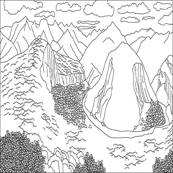 Avalanche Drawing At Getdrawings Com