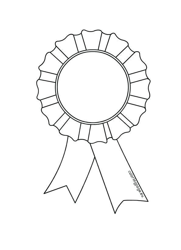 595x822 Ribbon Template Award Ribbon Template Idealstalist Ribbon Agenda