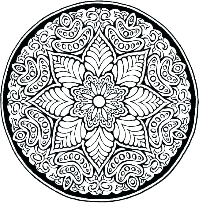 650x662 Pattern Coloring Sheets Cool Pattern Coloring Pages Aztec Pattern