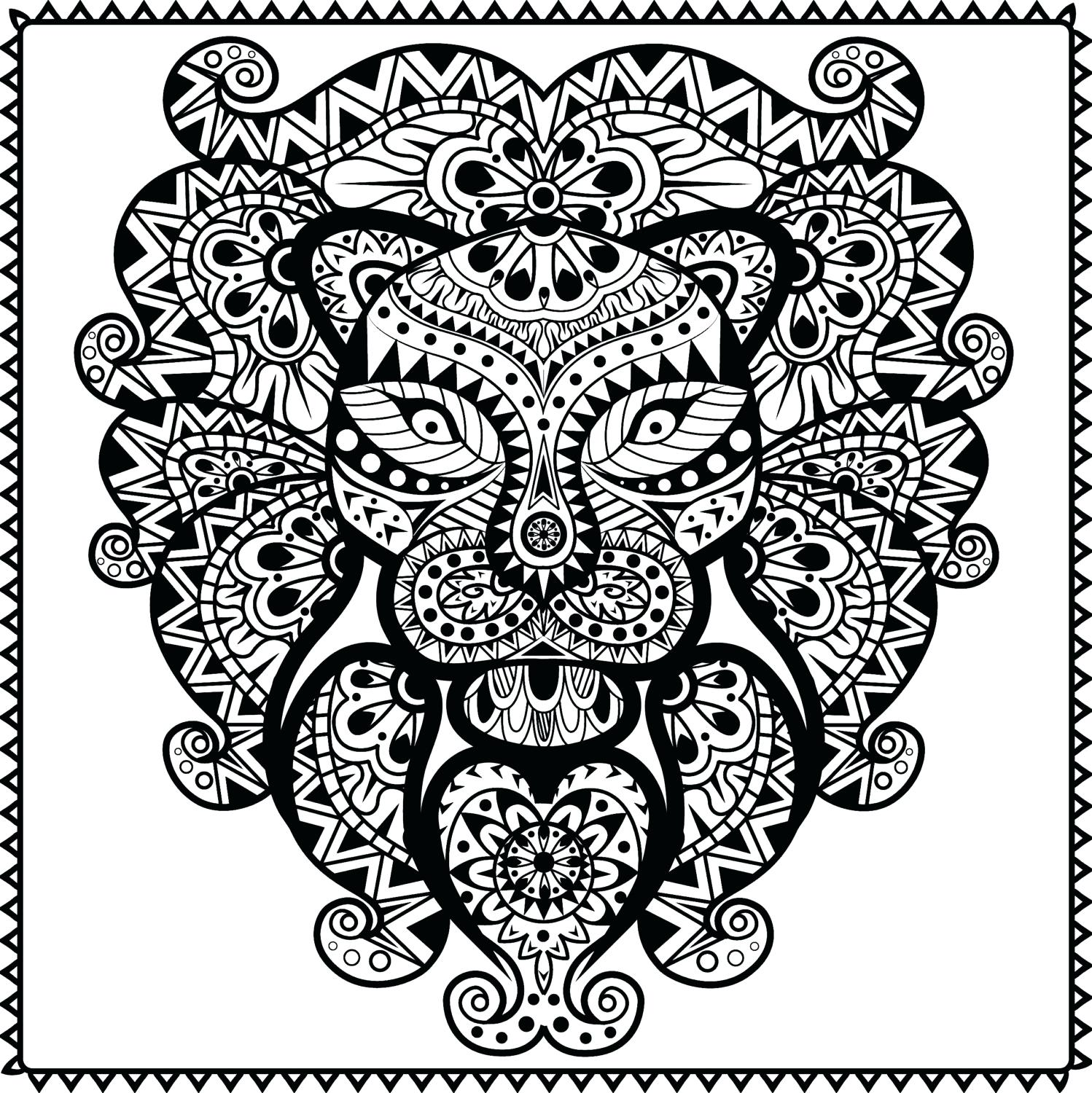 1498x1500 Tattoo Coloring Pages New Coloring Pages Aztec Coloring Pages
