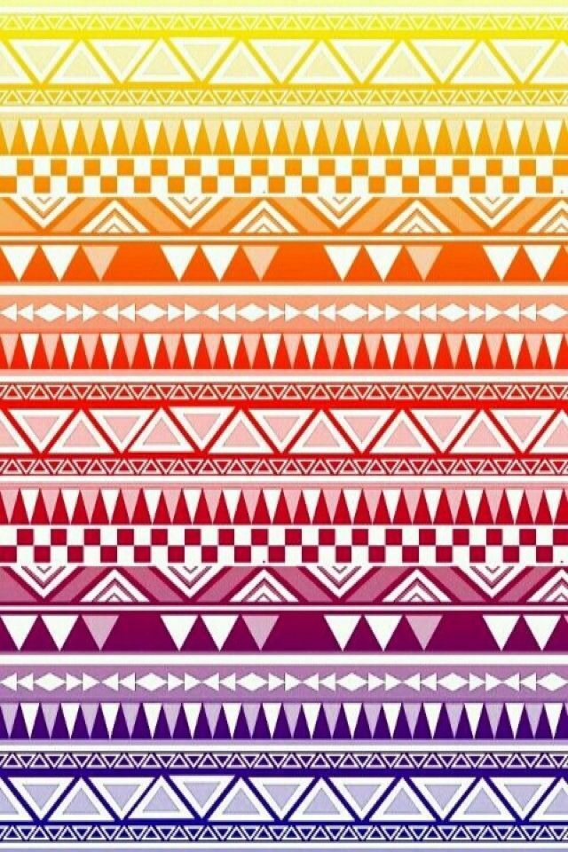 640x960 Easy Aztec Patterns To Draw