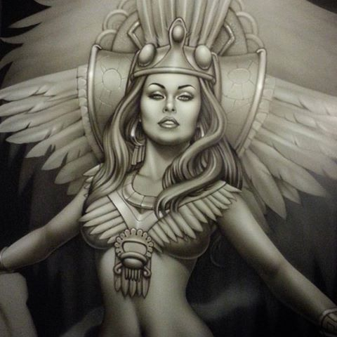480x480 Collection Of Aztec Woman Drawing High Quality, Free