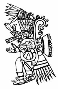 197x300 Aztec Gods And Goddesses